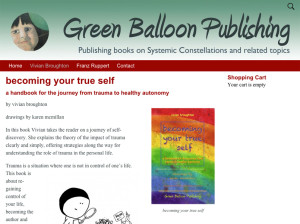 Green Balloon Publishing website